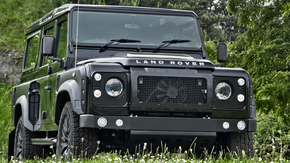 Military Front Grille With Mesh Stainless Steel