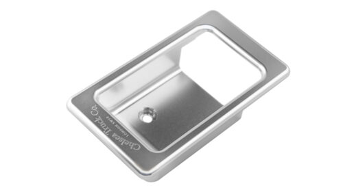 Machined Aluminium Interior Handles (1x Pair Grab Handles / 1x Pair Locking Pegs / 1x Pair Lever Surround / 2x Pair Head Lining Handles)