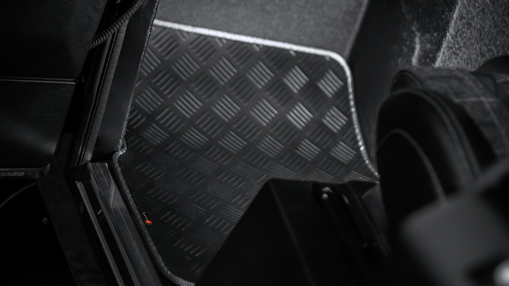 Four Door Rubber Car Mats