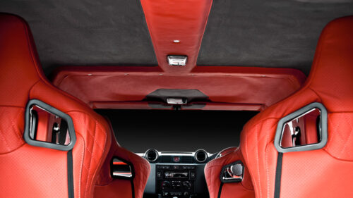 Roof Lining (Choice of Colour Stitching)